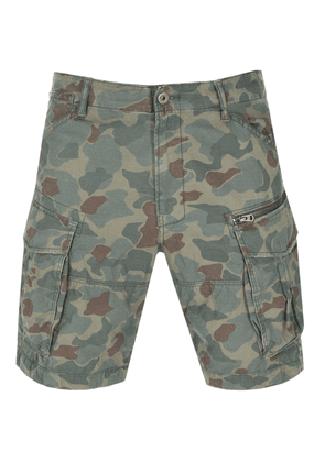 G Star Raw Rovic Relaxed Shorts Green