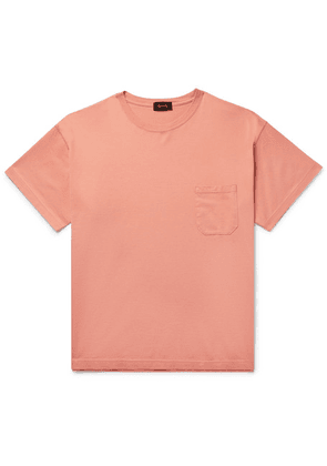 Chimala - Cotton-jersey T-shirt - Pink