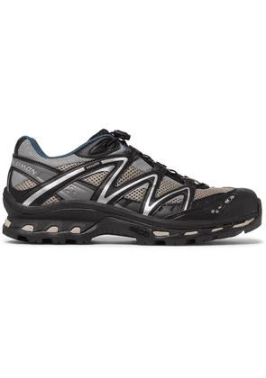 Salomon - Xt-quest Adv Mesh And Rubber Running Sneakers - Black