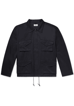 Chimala - Cotton And Nylon-blend Jacket - Midnight blue