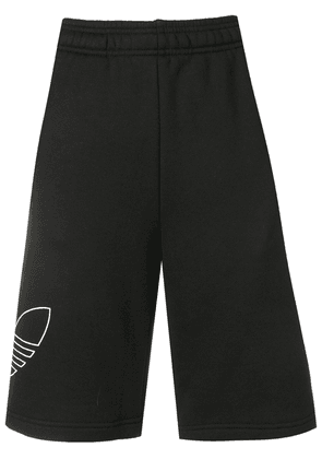 Adidas Outline track shorts - Black