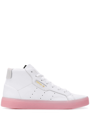 Adidas hi-top sneakers - White