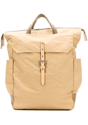 Ally Capellino Fin large backpack - Neutrals