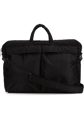 Porter-Yoshida & Co 'Tanker' briefcase - Black