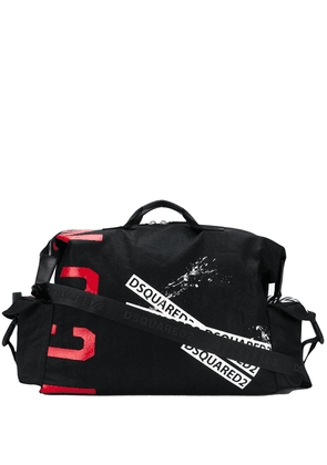 Dsquared2 Icon holdall - Black