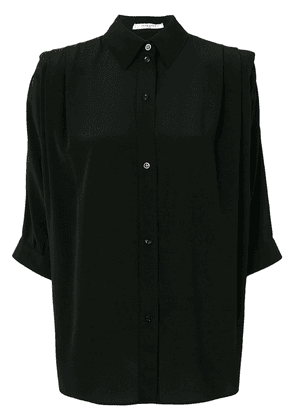 Givenchy batwing sleeve shirt - Black