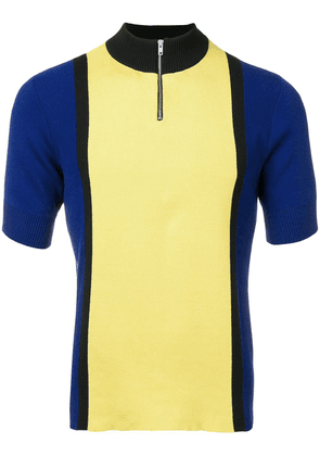 Marni high neck top - Yellow