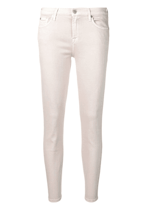 7 For All Mankind skinny jeans - Neutrals