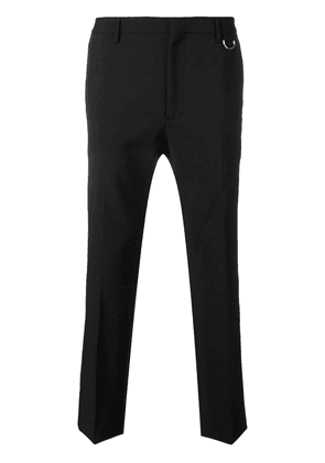Valentino side stripe tailored trousers - Black
