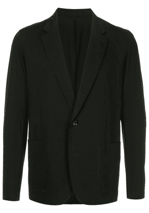 Attachment classic fitted blazer - Black