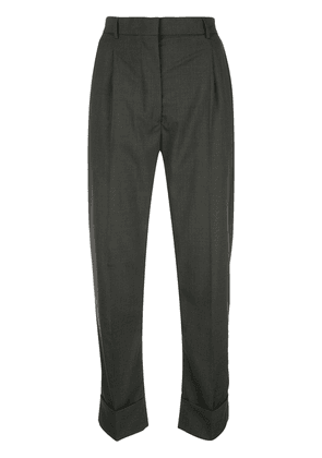 Prada slim-fit tailored trousers - Grey