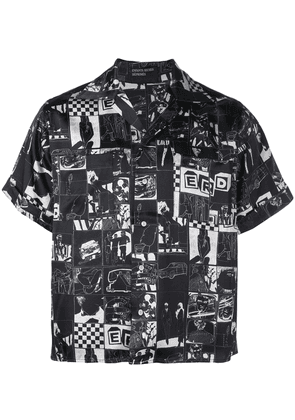 Enfants Riches Déprimés ERD Anime shirt - Black