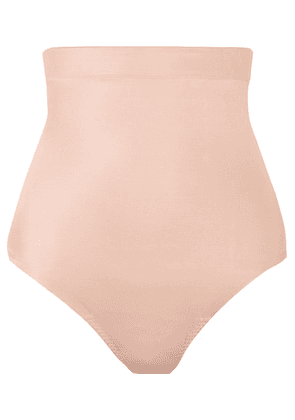 Spanx - Suit Your Fancy High-rise Stretch Thong - Neutral