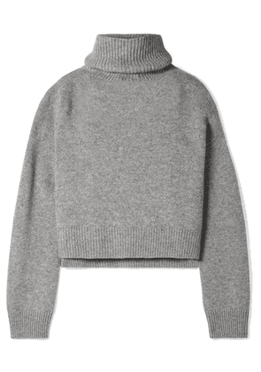 REJINA PYO - Lyn Cashmere Turtleneck Sweater - Gray