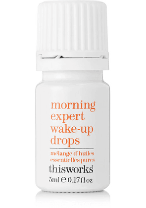 This Works - Morning Expert Wake-up Drops, 5ml - one size