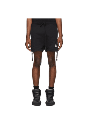 11 by Boris Bidjan Saberi Black Label Shorts