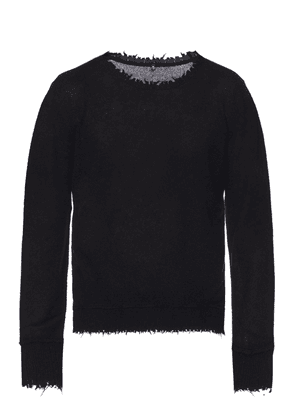 R13 Raw-trimmed sweater