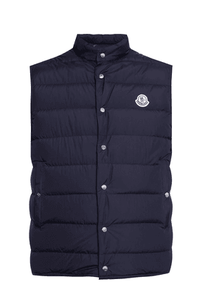 Moncler 'Febe' quilted down vest