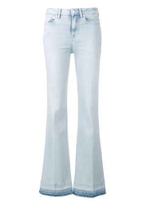 7 For All Mankind San Clamente flared jeans - Blue