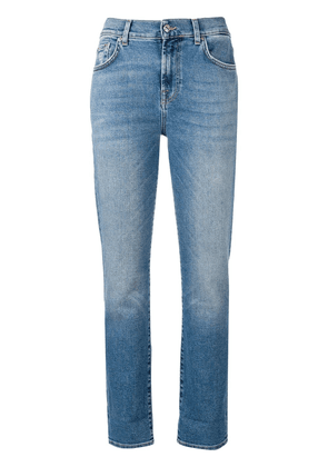 7 For All Mankind slim-fit jeans - Blue