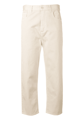 Barena cropped jeans - Neutrals