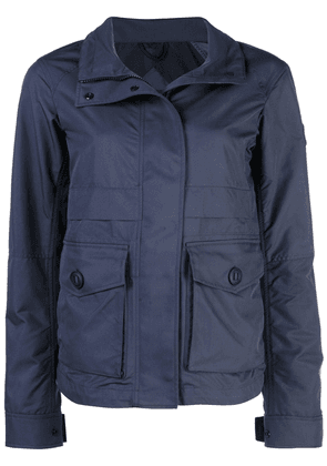Canada Goose hooded zipped jacket - Blue