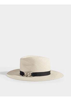 Charles Hat in Natural Straw