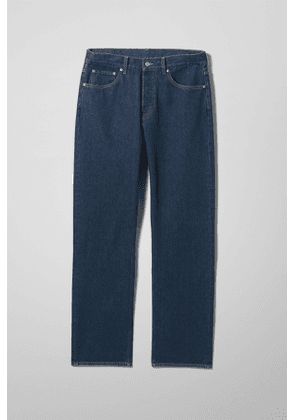 Lane Blue Rinsed Jeans - Blue