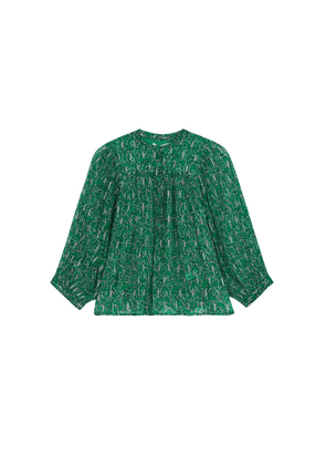 Colline Blouse - Green