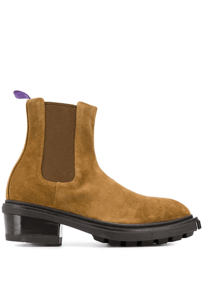 Eytys platform ankle boots - Brown