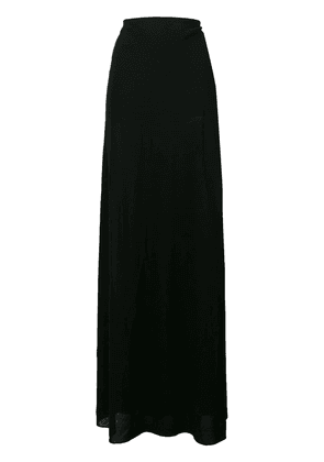 Ralph Lauren long-line skirt - Black