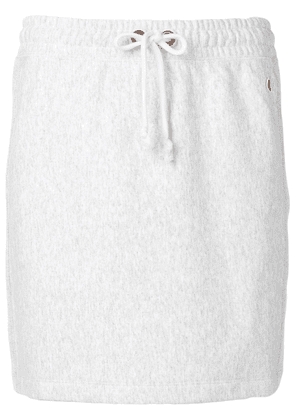 Champion embroidered logo track skirt - Grey