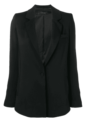 Federica Tosi single breasted blazer - Black