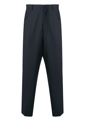 Études tapered trousers - Blue