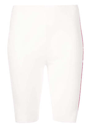 Artica Arbox printed cycling shorts - White