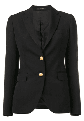 Tagliatore tailored blazer jacket - Black