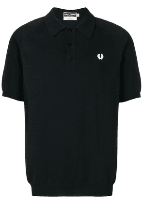 Fred Perry X Art Comes First embroidered logo polo shirt - Blue