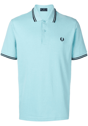 Fred Perry X Art Comes First classic polo shirt - Blue