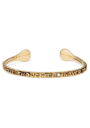 Chloé - Gold-tone Anklet - one size