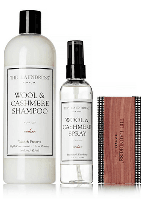 The Laundress - Wool And Cashmere Care Set - one size