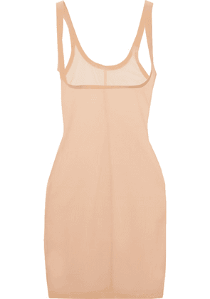 Wolford - Forming Stretch-tulle Slip - Neutral