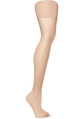 Spanx - Firm Believer Sheers High-rise 20 Denier Shaping Tights - Beige