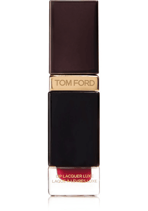 TOM FORD BEAUTY - Lip Lacquer Luxe Vinyl - Intimidate
