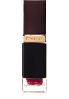TOM FORD BEAUTY - Lip Lacquer Luxe Matte - Infiltrate
