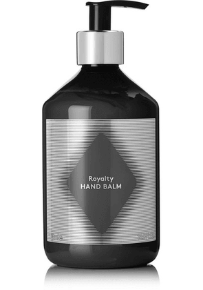 Tom Dixon - Royalty Hand Balm, 500ml - one size