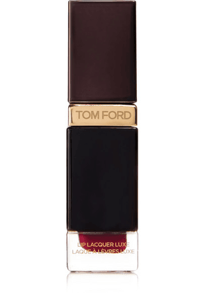 TOM FORD BEAUTY - Lip Lacquer Luxe Vinyl - Infuriate