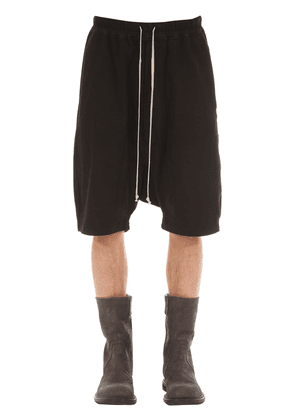Drkshdw Pods Cotton Jersey Shorts