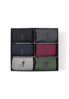 The Traditional Sock Gift Box of 6