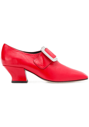 Dorateymur Han court shoes - Red