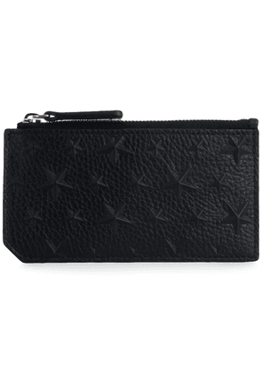 Jimmy Choo Casey card holder - Black